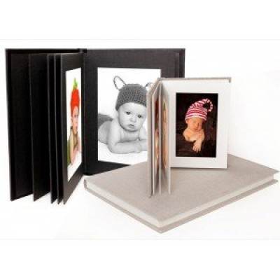 Slip In Portrait Booklets