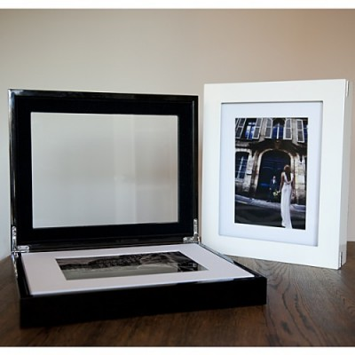 "Platinum Portrait Box 10x8 (suits 7x5"" images)"