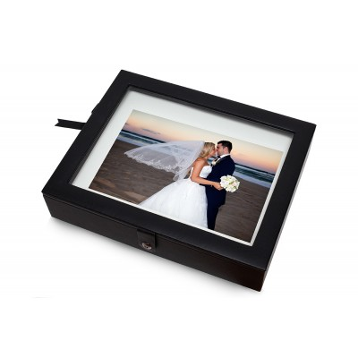 "Designer Portrait Box 10x8 (suits 7x5"" images)"