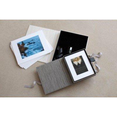"Portfolio Box - 14x11"" (10 mounts deep)"